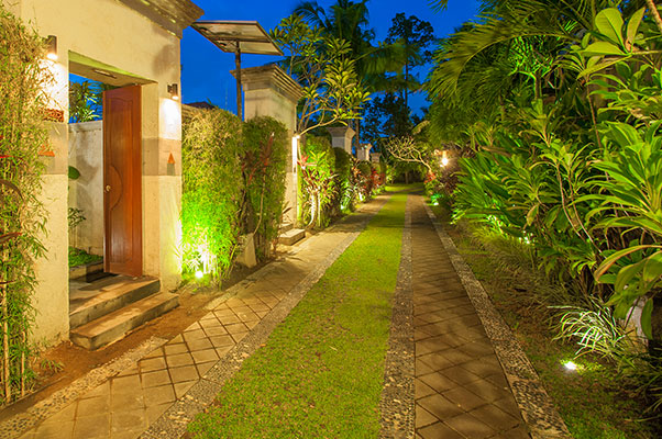 Ubud villas, a good accommodation while stay in Bali