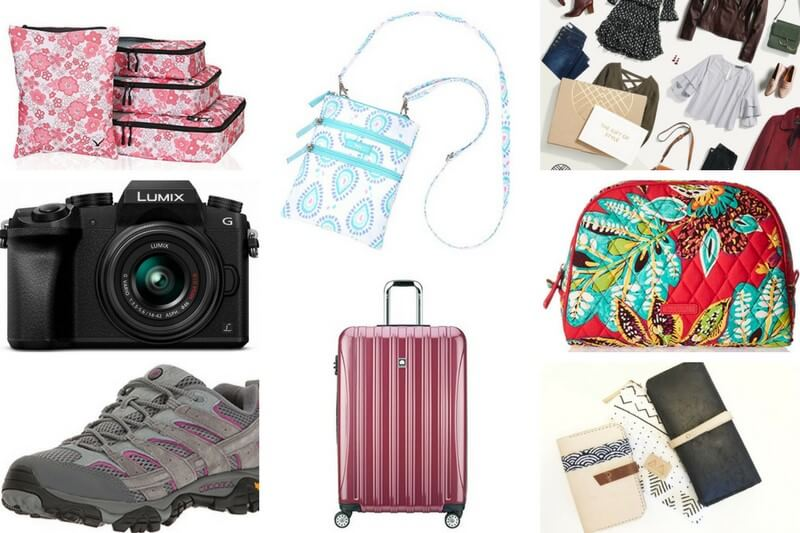 luxury travel gifts for women