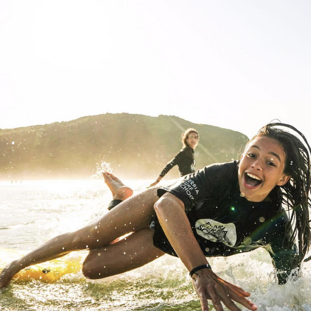 What Your Kids Will Learn at Surf Camps