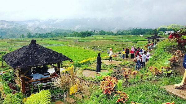 pujon kidul village malang indonesia