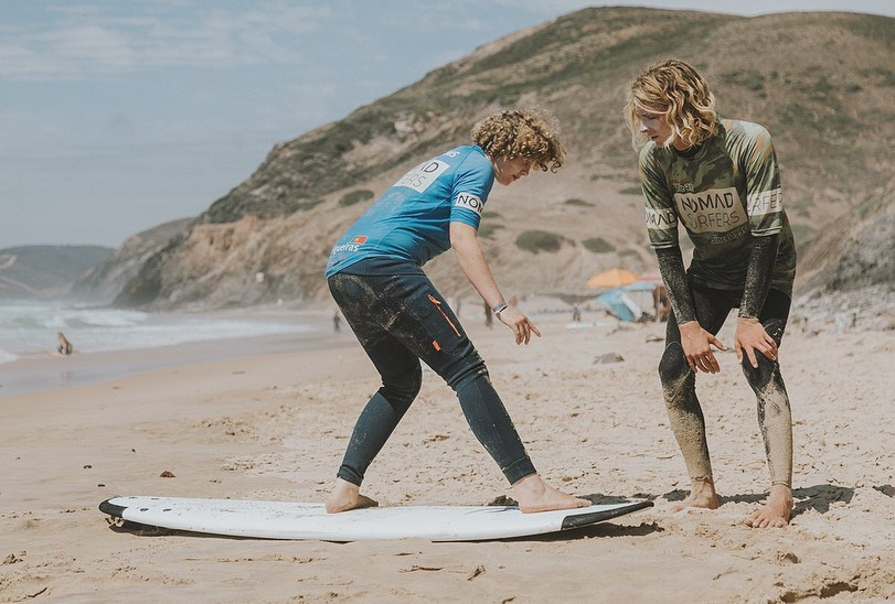 What You're Going to Learn at Surf Lessons Algarve