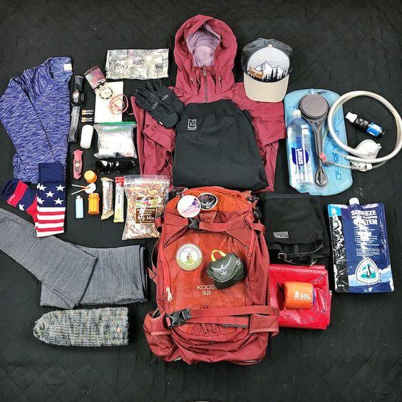 Preparation Before Having Outdoor Trip