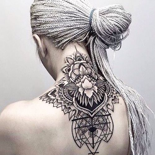 mandala tattoo seminyak kuta