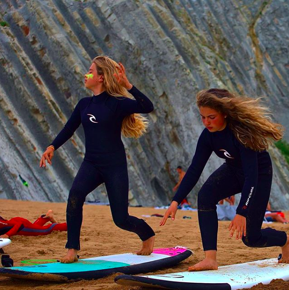 This Is How Kids Surf Camp Run Their Lessons