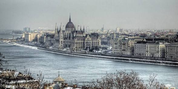 things to do in budapest winter