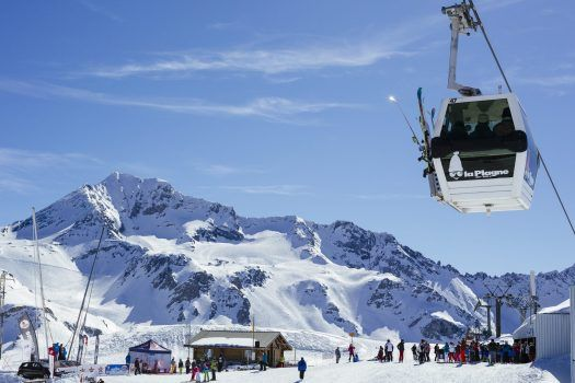 Where to ski in France?