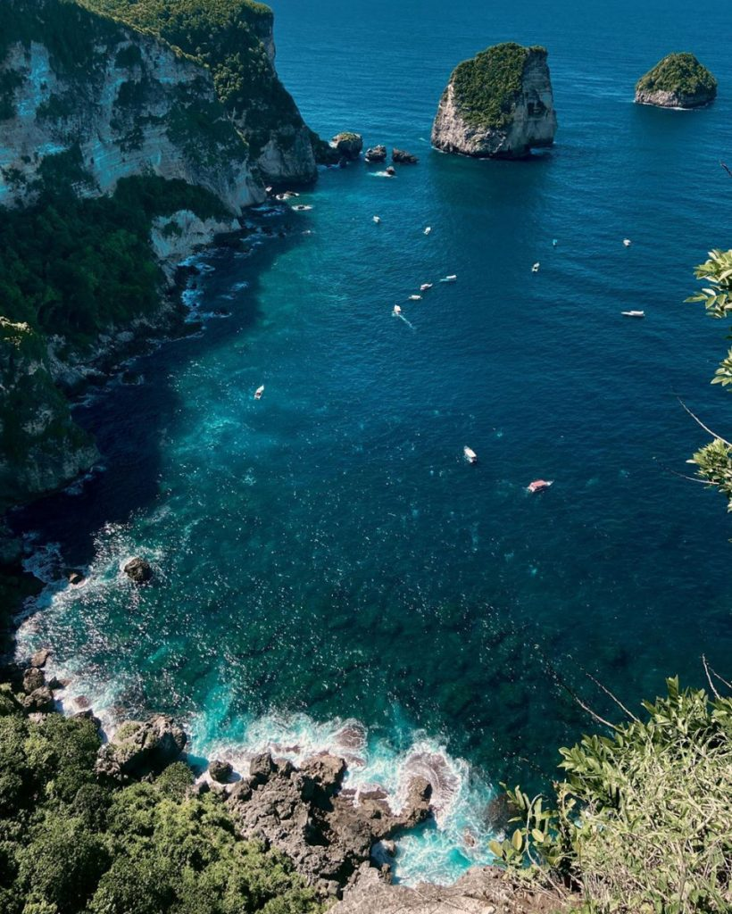 Five Things to be Cautious of When Diving in Nusa Penida