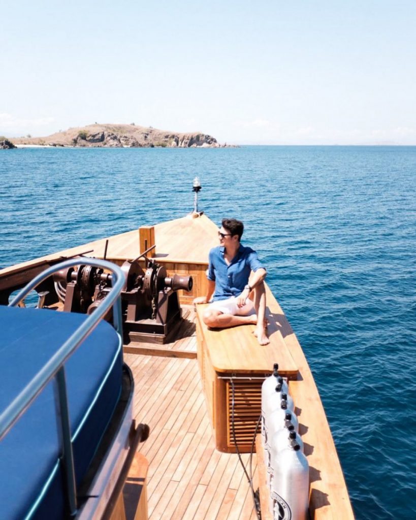 A Journey with Komodo Cruise: What You Can Do