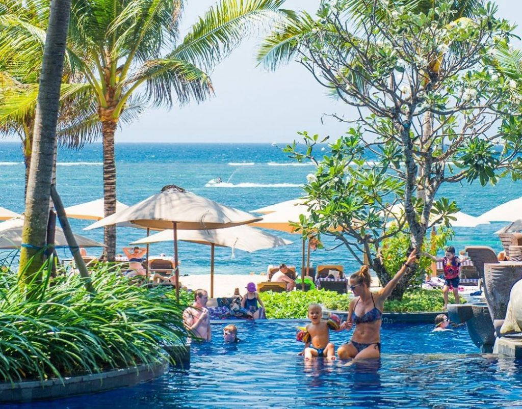 Pick A Nusa Dua Beach Resort with Kids Club