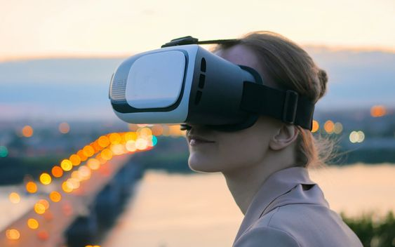 Development on VR technology