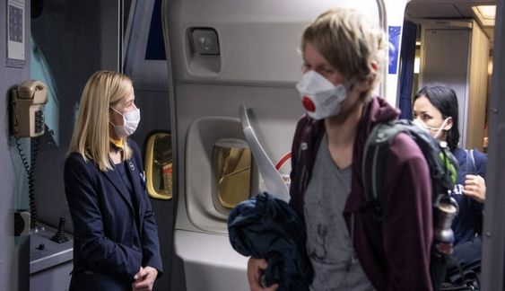 Considerations To Travel By Plane With Your Kids During Pandemic