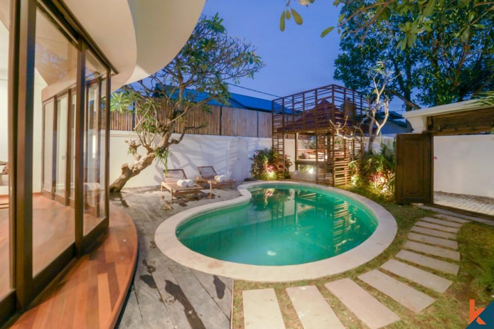 Villas in Seminyak with comfort private pool