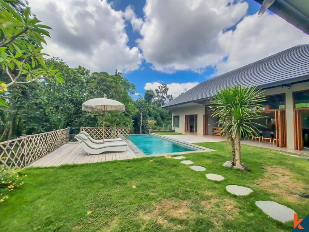 Villas Bali Spacious Garden