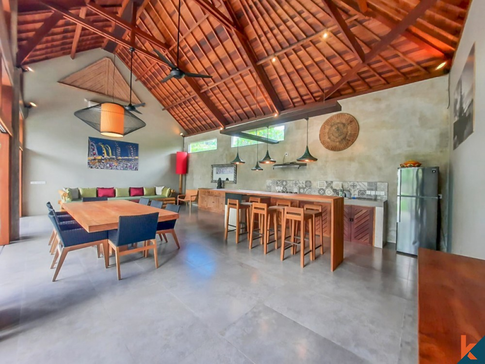 Villas Bali Kitchen Set