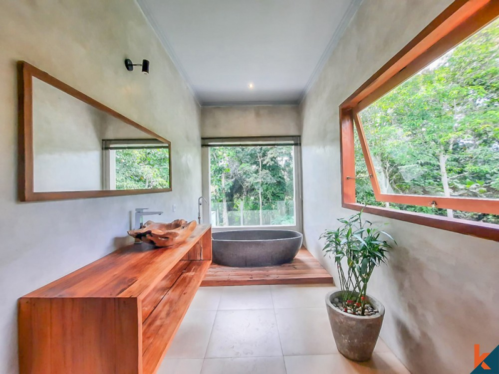 Villas Bali Bathroom