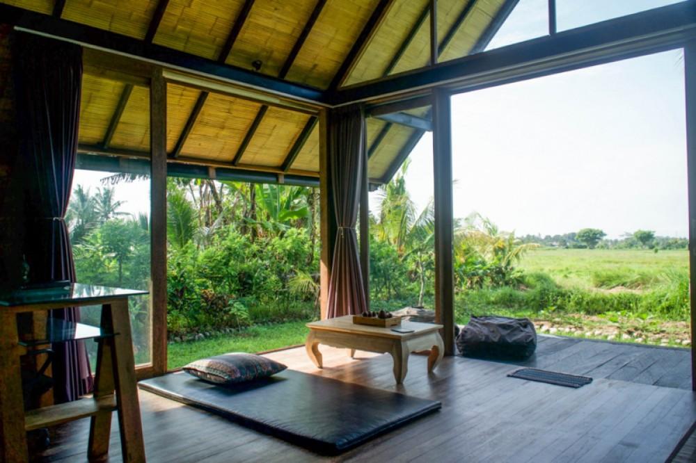 Villa Ubud Bali Exterior View
