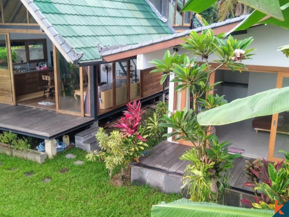 Villa Ubud Bali Comfortable Living