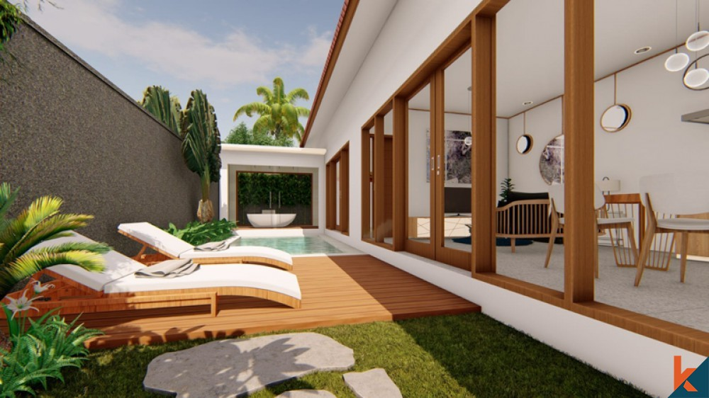 bali luxury villas with a private pool
