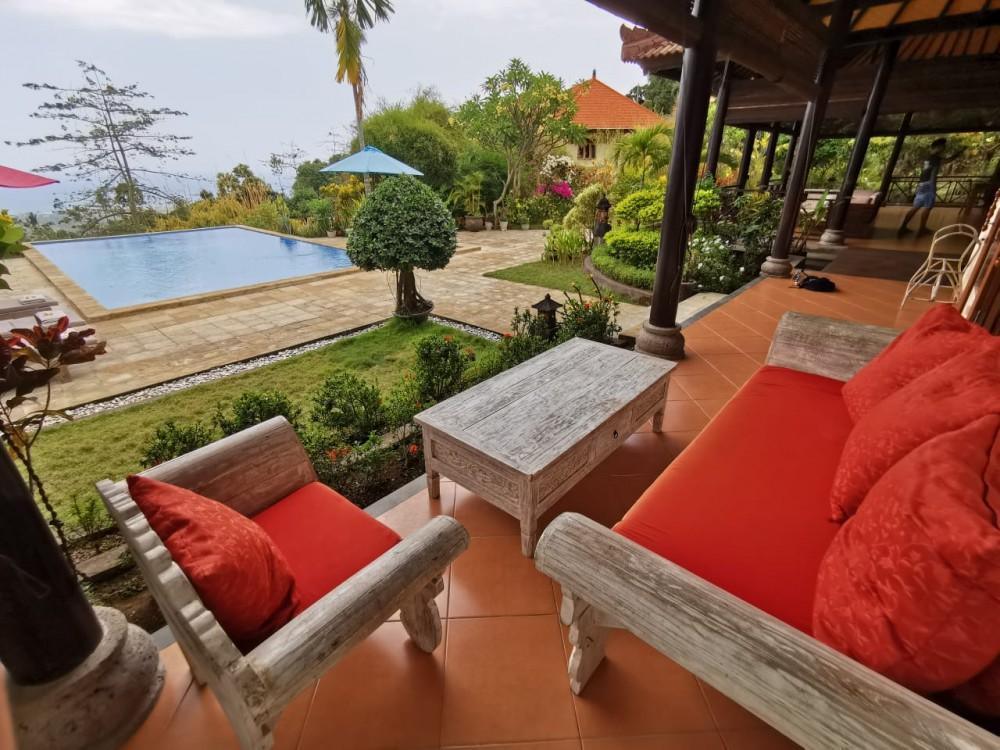 villa lovina bali - ocen view