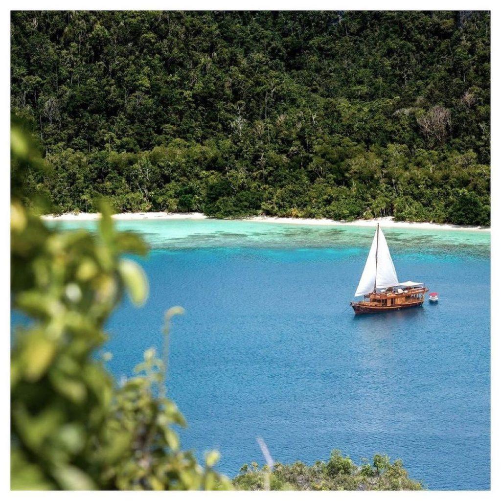 Liveaboard Papua