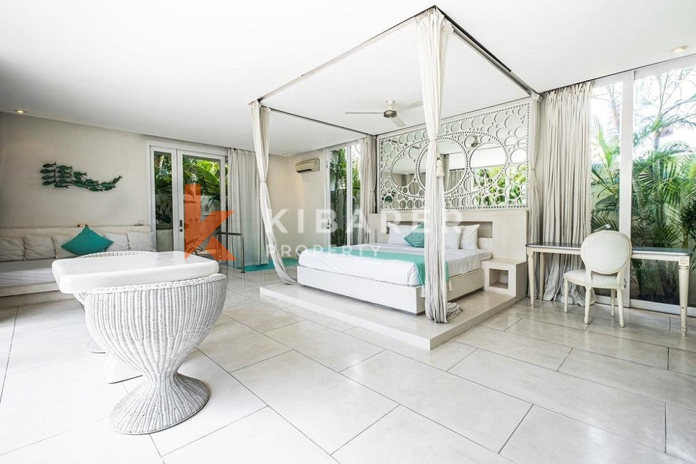 A Pleasant Ambience in Your Bali Holiday Villas