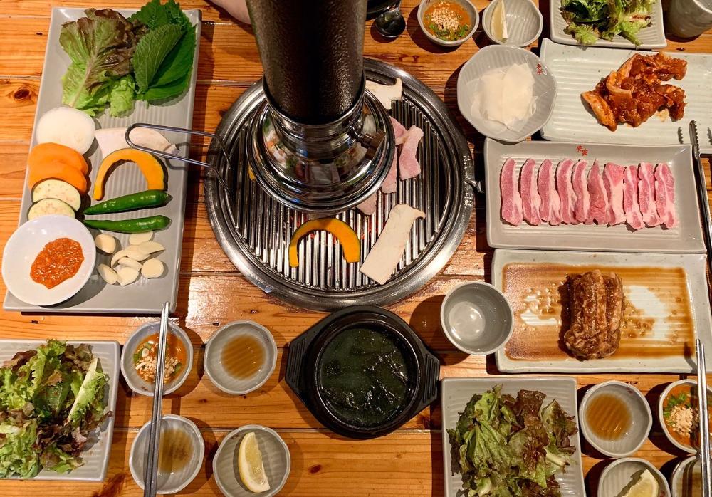 Anga Busan restaurant