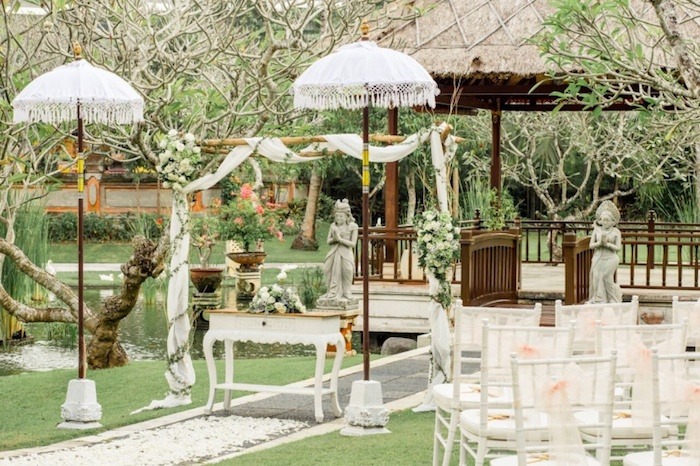 wedding venue in bali