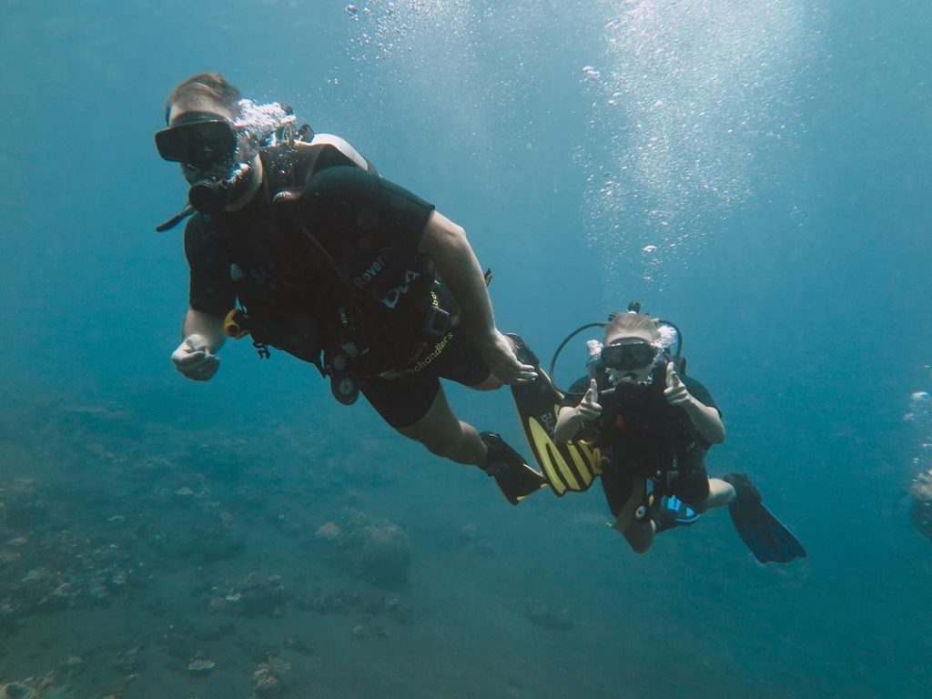 Getting A Scuba Diving License in Amed