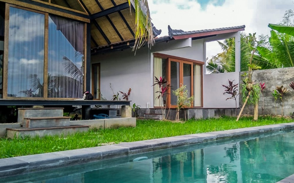 Villa Ubud Bali Swimming Pool